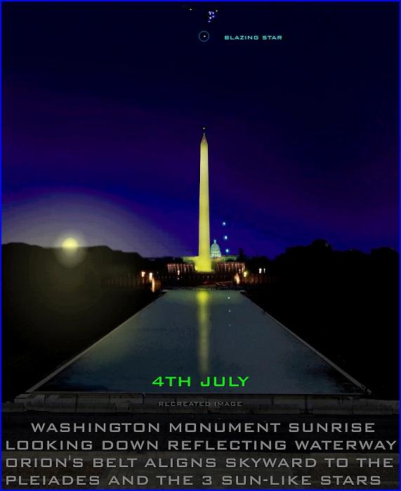 Washington night